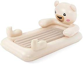بي دبليو- سرير هوائي دريمتشيزر- تيدي بير 1.88 متر، 1.09 متر، 89 سم