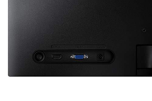Samsung 24 inch (60.4 cm) IPS, 3 Side Bezel Less Flat LED Monitor (Dark Blue Gray) 75 Hz - LS24R356FHWXXL
