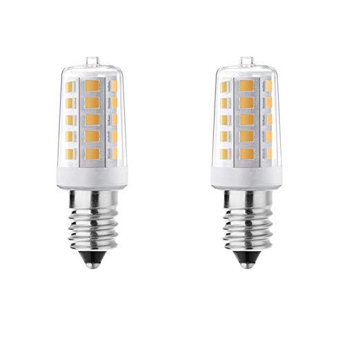 Cooker Hood Lamp, SES E14 LED Light, 40W Small Screw Halogen Bulb...