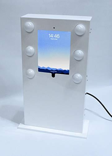 Soporte para fotomatón de Apple iPad   iPad Air 1 y iPad Air 2   iPad de quinta y sexta generación   Perfecto para el hogar, negocios, bodas y eventos  