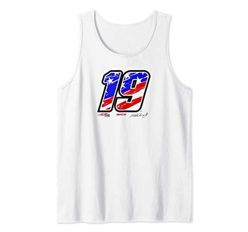 NASCAR - Martin Truex Jr - American Fill Tank Top