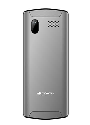 Micromax X741 (Grey, Ultra Bright LED Light, 1750mAh)