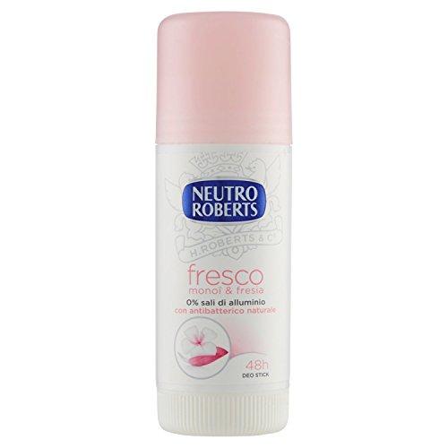 Neutre Roberts Déodorant frais rose stick – 40 ml