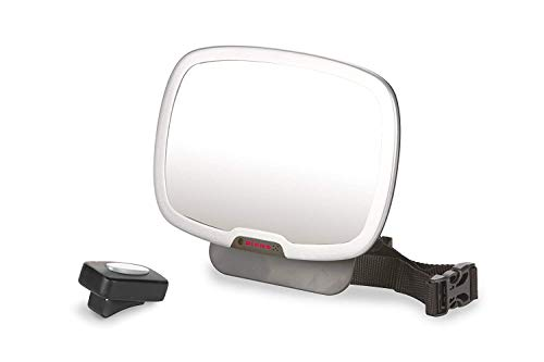 Diono Easy View Plus Mirror with Remote and LED