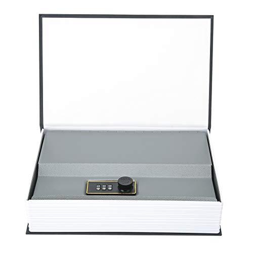 OKAT Caja Fuerte para Libros, Caja de Seguridad para Libros de simulación Caja de Almacenamiento con Cerradura de Seguridad Caja de Seguridad para Libros de simulación con Cerradura de