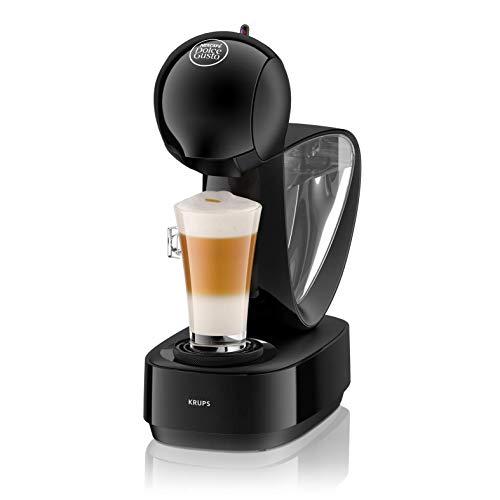 Krups Dolce Gusto Infinissima KP1708 - Cafetera de cápsulas, 15 bares de presión, color negro (Reacondicionado)