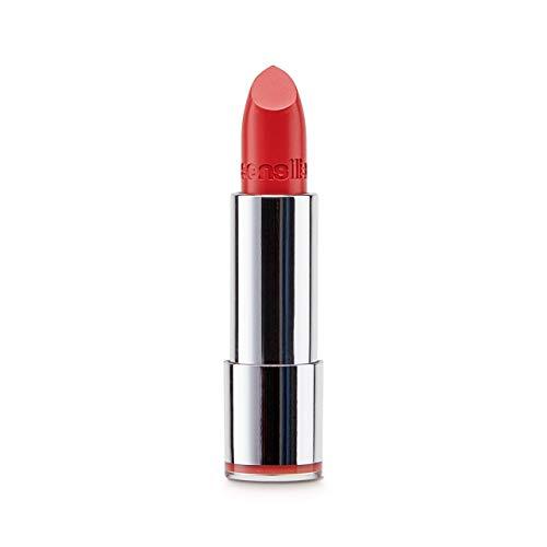 Sensilis Velvet Feuchtigkeitsspendender Lippenstift mit satiniertem Finish 211 Grenadine, 4 ml