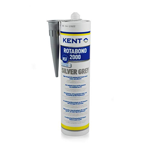 Kent Rotabond 2000, silber grau