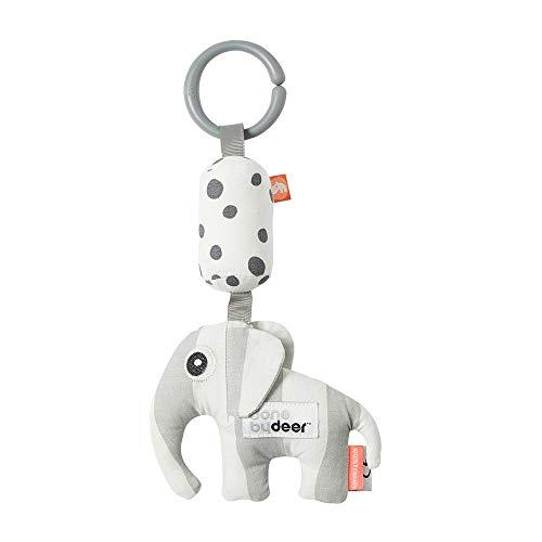 Done by Deer 40745 Rassel Elefant, Grau