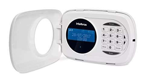 Teclado Para Central de Alarme XAT 4000 LCD Intelbras