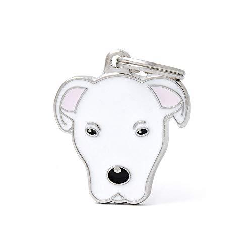 My Family - Medaglietta per Cane - Dogo Argentino