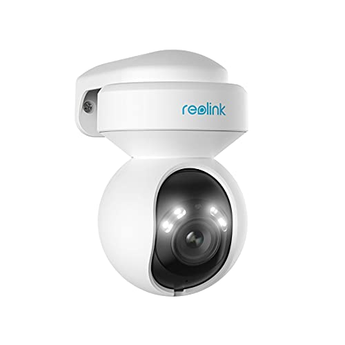 Reolink 5MP HD PTZ WiFi Outdoor Security Camera for Home Security with...