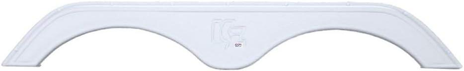 ICON SALENEW very popular! Fender Skirt Tandem KZ Translated White FS1760 Polar