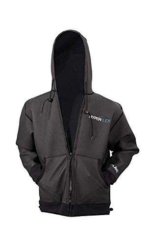 Hyperflex Playa Surf Jacket, Bla...