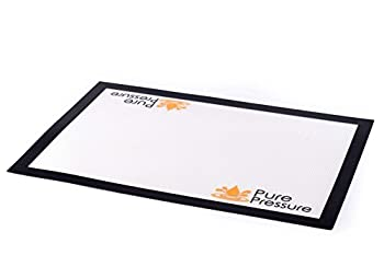 PurePressure Silicone Dab Mat for Wax and Concentrates - Non Stick - Custom PurePressure Logos and Colors!
