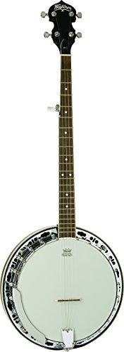 Washburn Americana Series B11K-A 5 String Banjo Natural