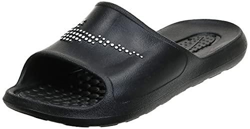 Nike Victori One Shower Slide, Ciabatte Uomo, Nero (black/white-black), 45 EU