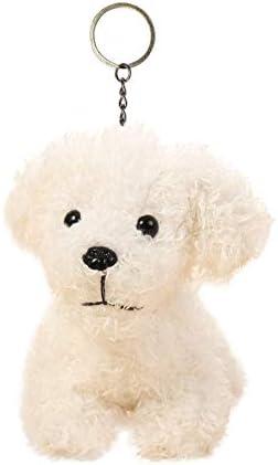 Vel Cute Stuffed Animal Dog Toy Anime Plush Key Chain Fashion Accessory Backpack Clips Kindergarten product image