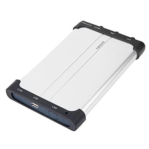 Osciloscopio Virtual, Osciloscopio Multicanal Conveniente Firme, Estable Para PC Table Pc