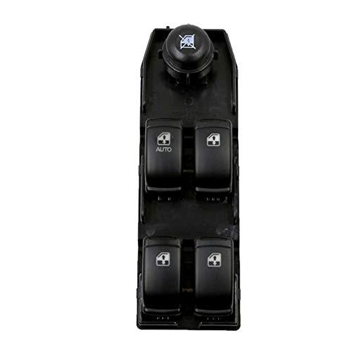 Fangaichen Nuevo Interruptor Maestro de Ventana eléctrica para Chevrolet Lacetti para Buick Excelle 1.6 Modelos más antiguosC 96418302 Adecuado para el Coche