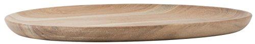 IB Laursen - Tablett/Teller/Servierteller - Akazienholz - Ø 29 cm