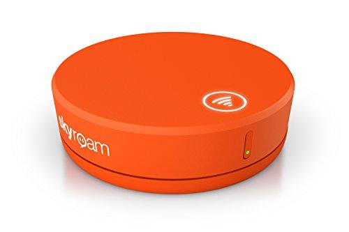 Skyroam Solis: Hotspot Wi-Fi Globale 4G LTE per Telefono Cellulare e caricabatteria Portatile    connessione di 5 dispositivi    tariffa prepagata