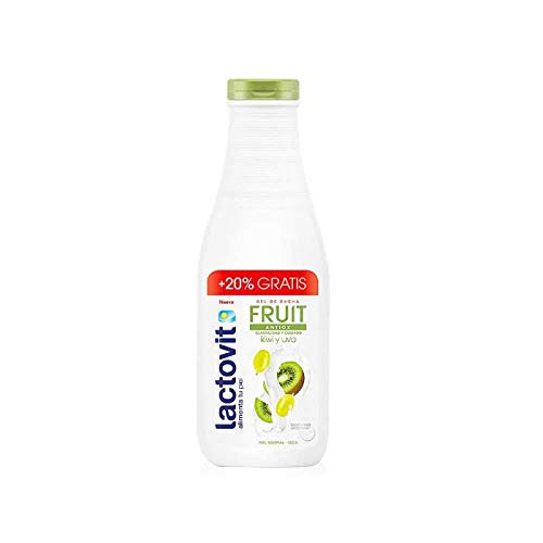 Lactovit FRUIT ANTIOX gel de ducha 720 ml
