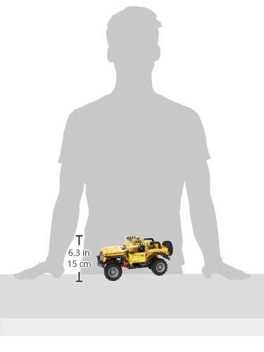 LEGO-Technic Jeep-Geländewagen – LEGO 42122 - 9