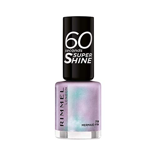 Rimmel 60 Seconds Super-Shine, 8ml