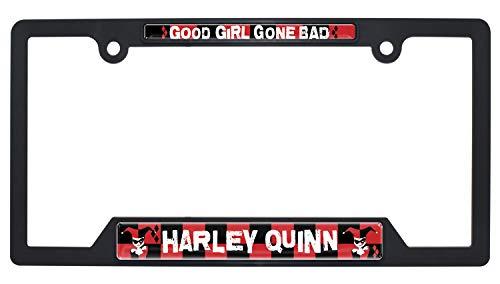 31e+VXnxvmL Harley Quinn License Plate Frames