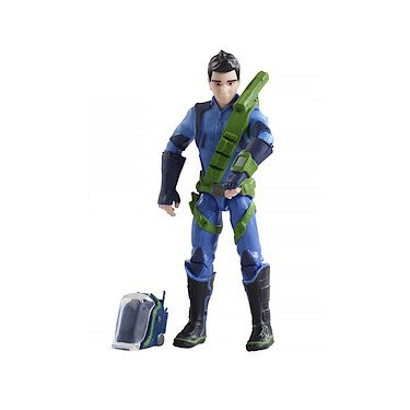 Thunderbirds Are Go – Virgil Tracy – Figurine 9,5 cm