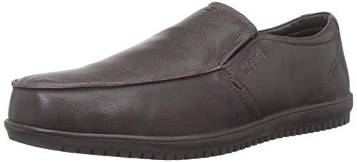 Woodland Men's DBROWNLeather Casual Shoes-10 UK/India (44 EU) -(GW 2769118)