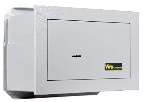 Viro 4552.15 Cassaforte Meccanica CASASICURA, Versione da Incasso, 200 x 310 x 150 mm