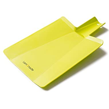 LEMONADE Premium Folding Cutting Board Kitchen Slate For Cutting, Chopping & Slicing Vegetables, Meat, Fish & More -Practical Scoop Design & Ergonomic Handle
