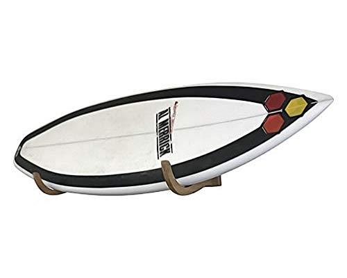 COR Surf Surfbrett Wand für Longboards und Shortboards funktioniert Indoor und Outdoor-Display | Bamboo