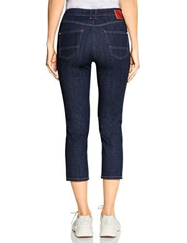 Cecil Damen 372999 Toronto Jeans, Rinsed wash, W34/L24