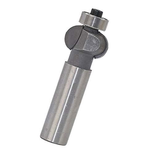 Save %29 Now! 1/2 Inch Shank Woodworking Router Bit - 12.7mm (0.5 inch) Blade Length