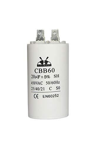 Motore condensatore 450/V AC 80/uF CBB60
