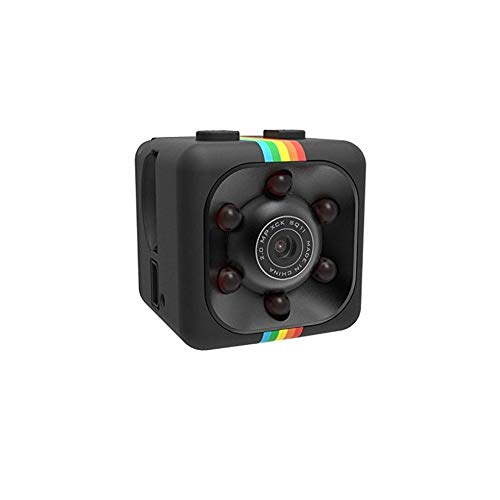 TEMPO DI SALDI Micro-Kamera Spion HD Mini Videokamera Videorekorder Nachtsicht
