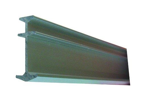 JR Products 80251 I-Beam Track - Type B, 96'