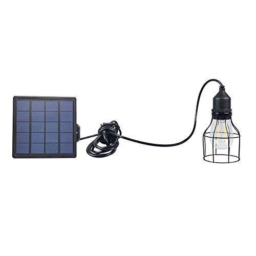 Bostar LEDソーラーライト センサーライト 屋外 暖色系 分離型 自動点灯/消灯 防水 取付簡単 防犯対策 庭 玄関 おしゃれ ランタンタイプ