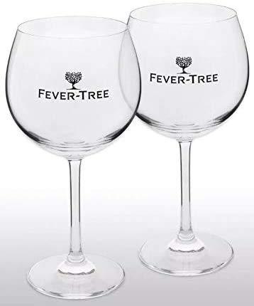 Dartington Fever Tree Copa Balloon Gin-Glas, 6 Stück (62 cl)