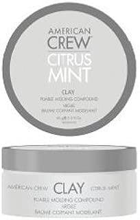 American Crew Citrus Mint Clay [2.3oz]