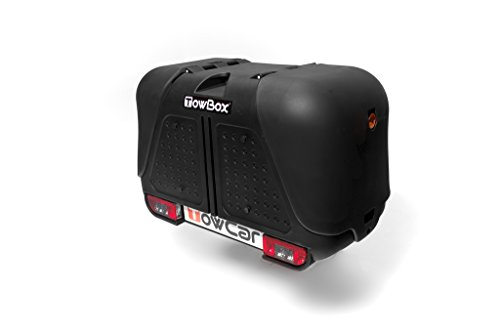 TowBox V2 Black Edition - Portaperros para bola de remolque