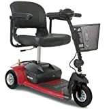 Go-Go Ultra X 3-Wheel Travel Mobility Scooter (Health and Beauty)