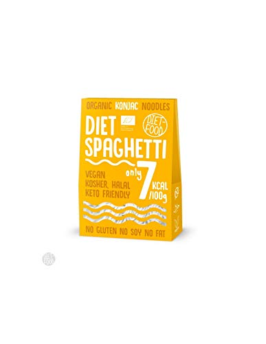 Diet-Food BIO Konjak Nudel Shirataki Nudeln Spaghetti, 300 g
