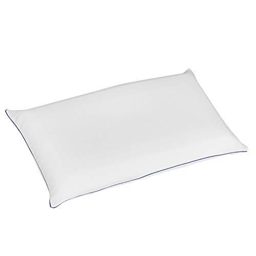 ACOMODA'T - PIKOLIN – Almohada VISCO Soft (Viscoelástica | Firmeza Baja/Low Firming Memory Foam Pillow) 75 cm