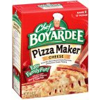 Chef Boyardee Pizza Kit Cheese, 31.9 OZ (Pack of 6)