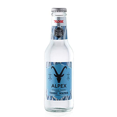 TONIC ITALIAN TASTE Alpex Plose 20cl. 24 bottiglie vetro