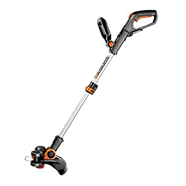 Worx WG163.9 20V Cordless Grass Trimmer/Edger with Command Feed, 12  Tool ONLY